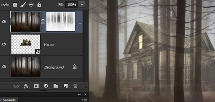 Photo Compositing Tutorials for Adobe Photoshop