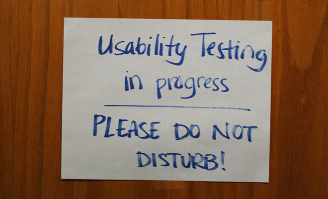Getting Started with Usability Testing for Web Design