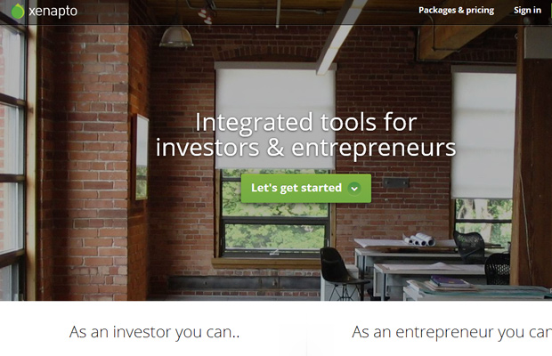 40 Remarkable Homepages from New Startups