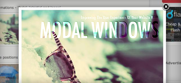 Improving The User Experience Of Your Website With Modal Windows