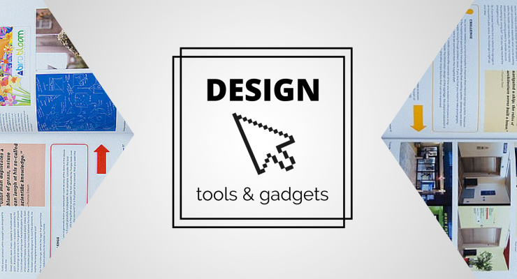 Cool gadgets for designers