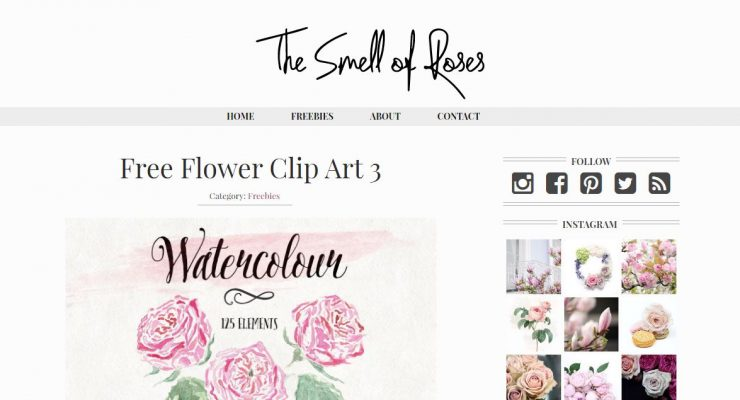Best Places to Find Free Watercolor Flower Designs