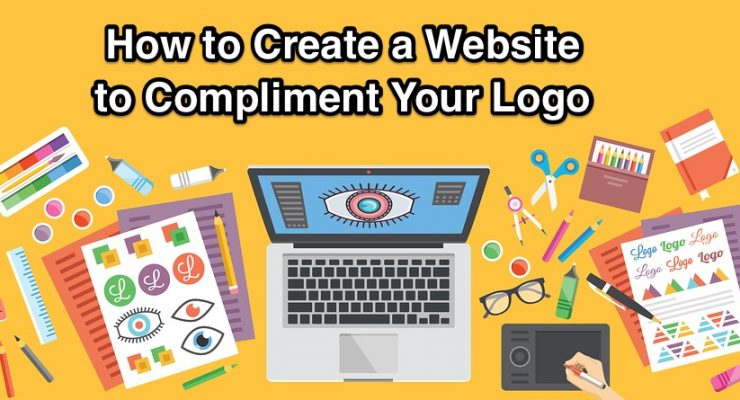 How to Create a Website to Compliment Your Logo