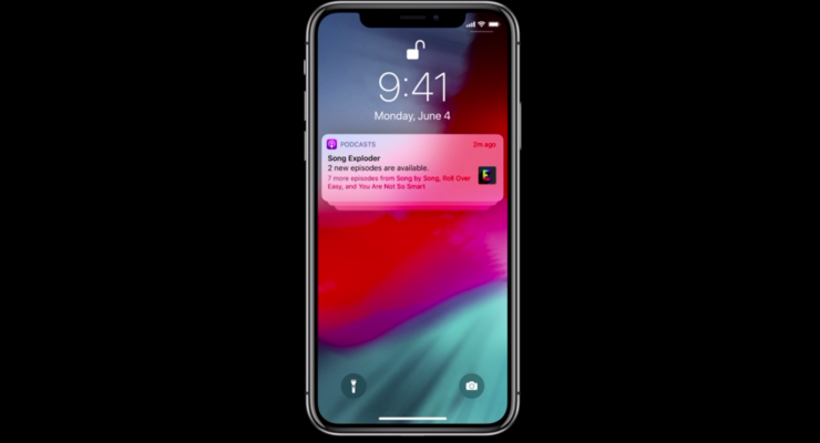 A Guide to Getting Ready for iOS 12 Notifications for Designers