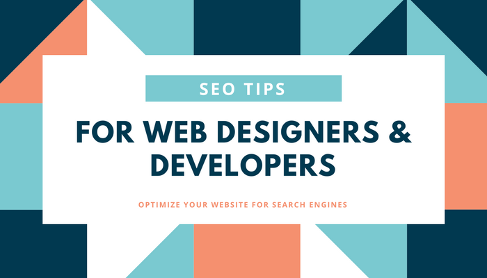 SEO tips for designers