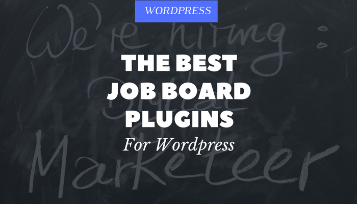 Wordpress job board plugins