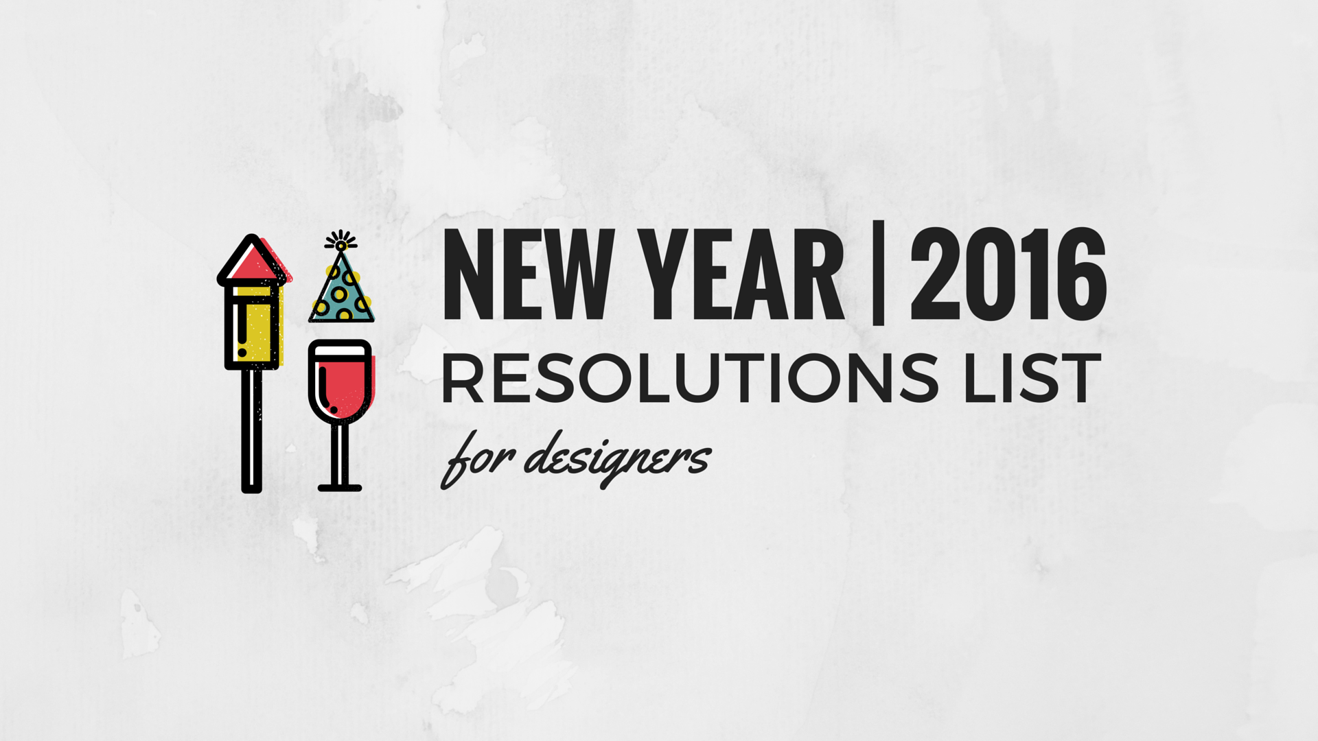 New Year Resolutions List