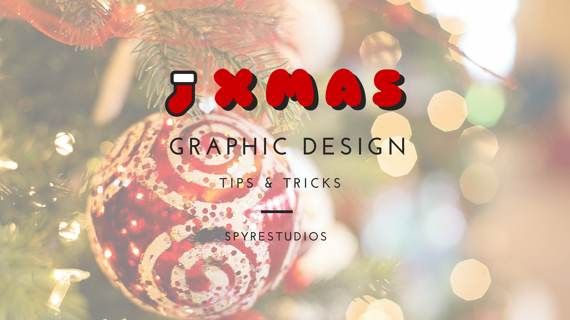 Graphic designs for Xmas