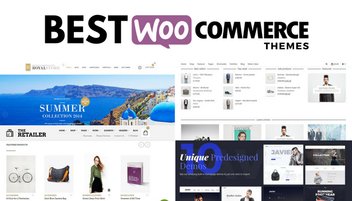 Best WooCommerce Themes for 2017